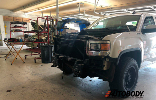 Auto Collision Repair in Scottsdale, AZ